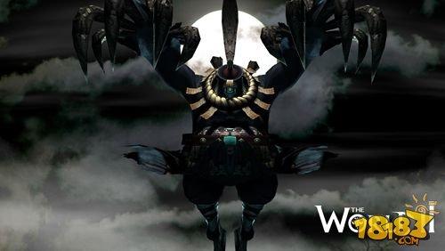 《世界2》中国元素僵尸boss现身