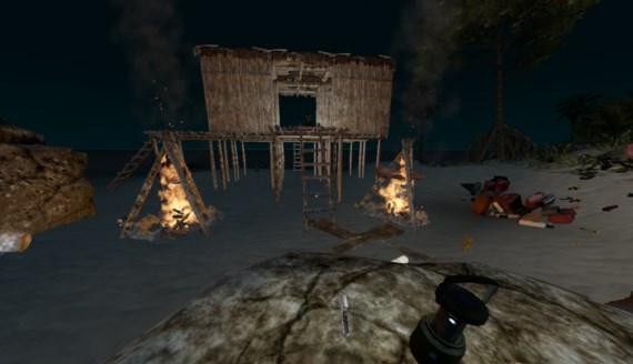 荒岛求生火堆怎么合成 火堆合成制造方法