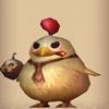 格斗寶貝英靈炸彈雞Q比