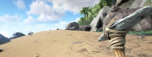方舟生存进化采集石头方法 怎么采集石头 18183tv游戏图片