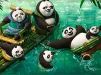 功夫熊猫主机版流程解说视频