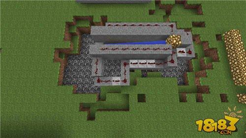 我的世界盾牌怎么做_我的世界高级红石大炮怎么制作 高级红石大炮攻略_18183单机游戏 ...
