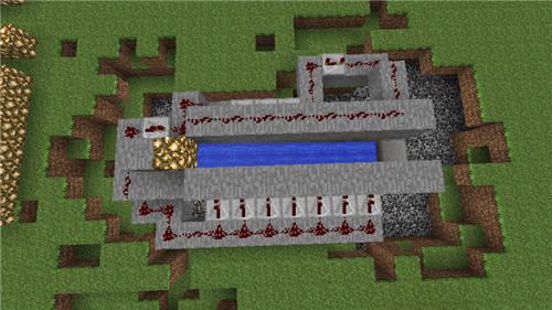 我的世界高级红石大炮怎么制作 高级红石大炮攻略