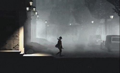 暗黑电影风游戏《黑白雨夜》年内登陆ios