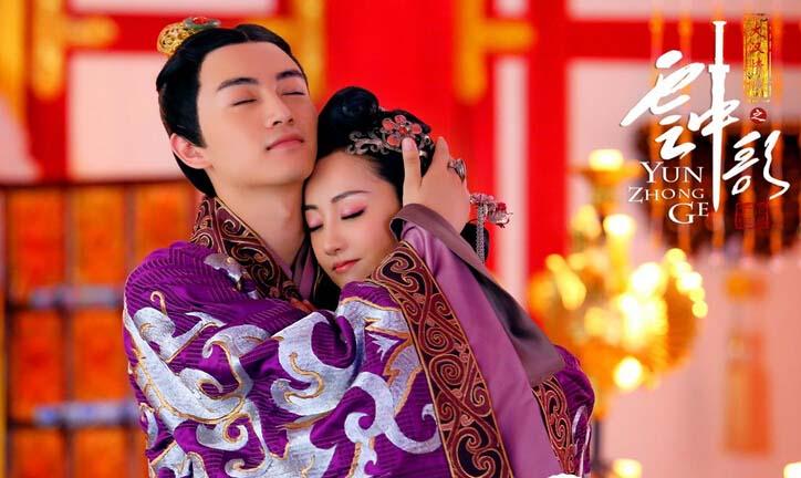 大汉情缘之云中歌第36集:刘询为皇权宠幸霍成君