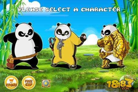 本文小编就为大家简单介绍熊猫屁王这款游戏!