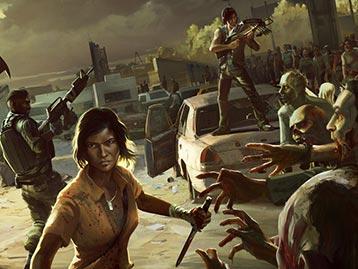 新游PK第21期:《行尸走肉:无人区》VS《地铁2033:战争》