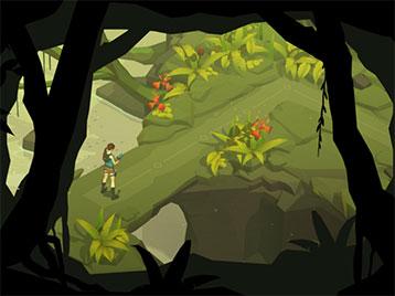 新游PK第22期:《劳拉GO》VS《幽灵记忆》