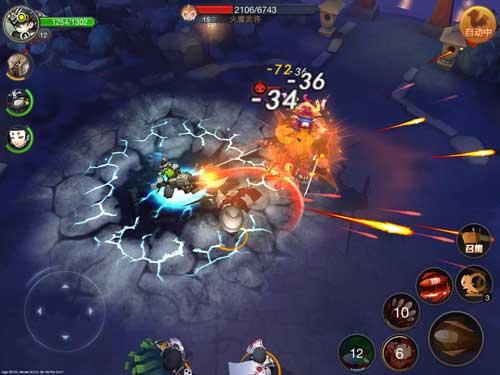 网易《无限幻斗》再登韩国国际游戏展