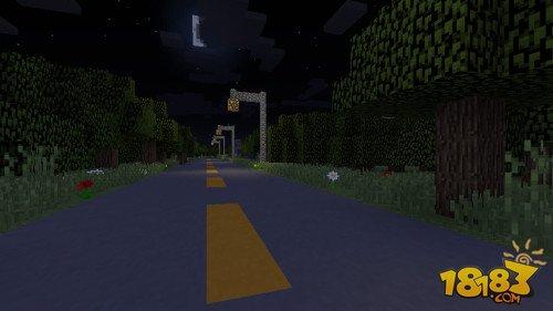我的世界恐怖mod:森林小屋