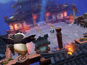 新游PK第26期:《功夫熊猫3》VS《太极熊猫2》
