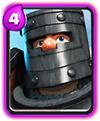 皇室战争Clash Royale 黑暗王子图鉴