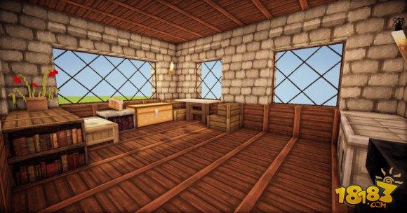 我的世界欧式小房子怎么建造