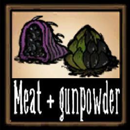 無限刺激 饑荒硝化甘油肉制品MOD下載