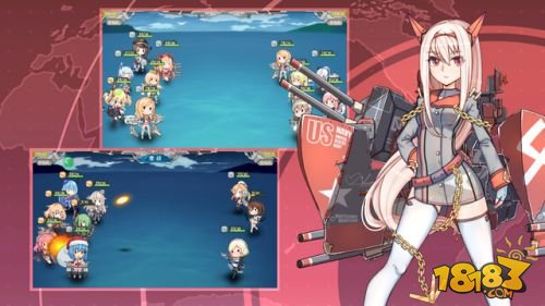 战舰少女R截图