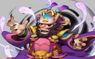 大闹三国大将张郃成长属性高 值得玩家培养详解