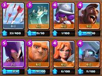 胖巫加只猪:A7玩家分享皇室战争新手卡组