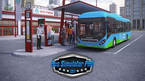 巴士模拟2017截图
