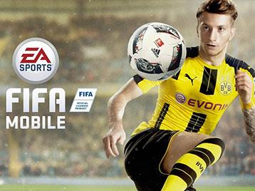 驰骋在《FIFA 移动版》的绿茵场(10.8-10.14)