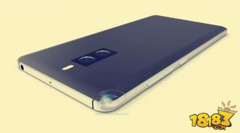 android频道 手机资讯 正文   背部采用双摄像头设计,并带有闪光灯.