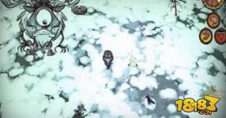 饥荒手游冬天巨鹿boss击杀技巧分享