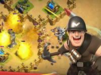 战争总动员攻城掠地 在战争中成长