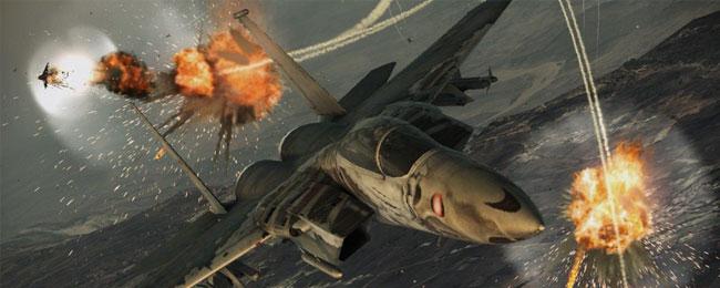 《皇牌空战7》将亮相PSX2016 现场提供试玩