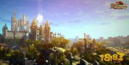 魔龙世界12月8日安卓首测 端游级体验再现魔幻经典