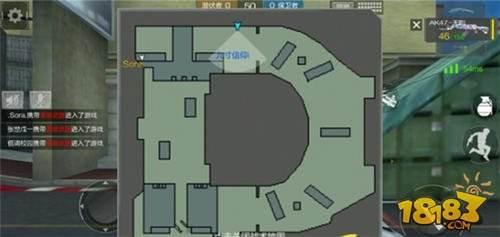 團隊地圖——賽車之城三大核心點位分析