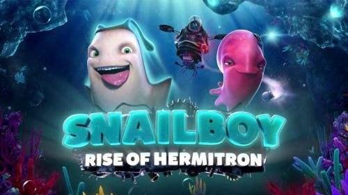 3D游戏《蜗牛男孩:海之崛起》已开启地区测试