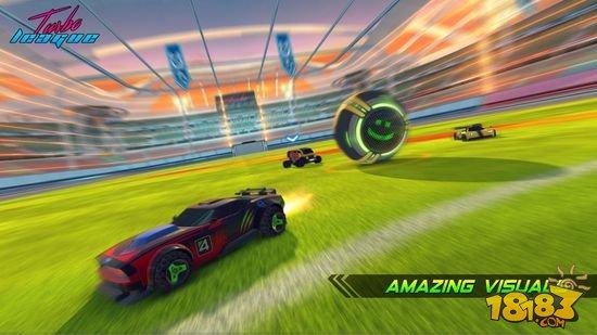 驾驶汽车称霸球场 《极速联盟》登陆安卓平台