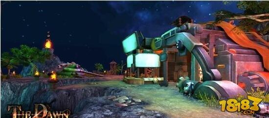 打造地下迷宫 VR游戏《黎明:初战》上架