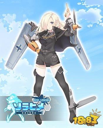 日系娘化战机新作繁中版定名为《战舞机娘》