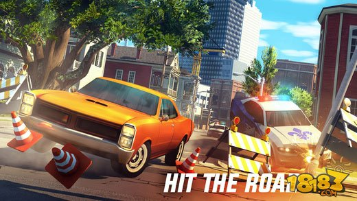 Gameloft新作 《孤胆车神:新奥尔良》iOS测试上架