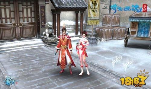 《倩女幽魂》手游1月更新前瞻 家园升级新年更红火