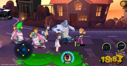 美式末日游戏《D級特工》2017年第一季推出