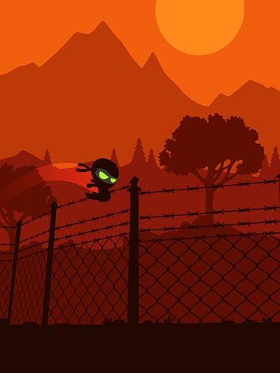 体验慢跑酷的魅力 《忍者突破》上架iOS平台