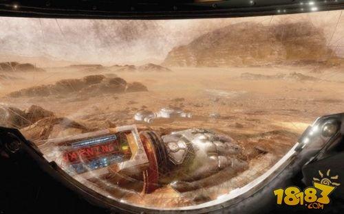 《火星救援》借助虚幻引擎4打造VR体验!