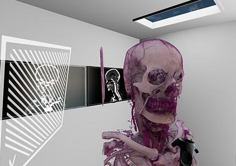 这款VR游戏看似很血腥!但很有教育意义的