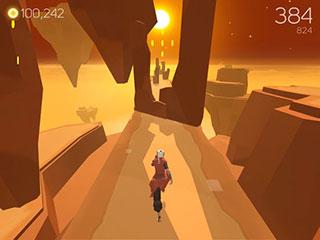 在天空之中狂奔 酷跑新作《天空舞者》登陆iOS平台