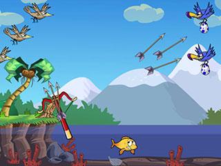 为了救鱼疯狂打鸟 《箭与麻雀》将于下周降临