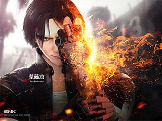 激斗宣传片公布 SNK手游新作定名《拳皇世界》