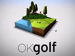 场景不大却内容满满 休闲新作《OK Golf》曝光