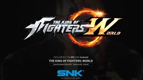 SNK手游新作定名《拳皇世界》 激斗宣传片公