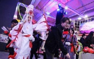 红白PK 大触集结《阴阳师》式神线下应援会人气狂欢