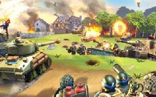 研发团队透露《我的战争》版本计划 新武器新玩法新阵营