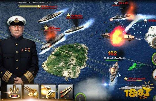 《大海战手机版》2月降临