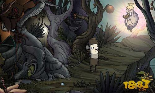 当然除了剧情之外,游戏在画风与玩法上也是独具特色.