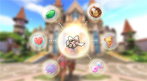仙境传说手游情人节头饰新娘花冠任务及属性介绍图片