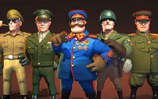 《我的战争》手游竟然暴露了这些二战名将的秘密